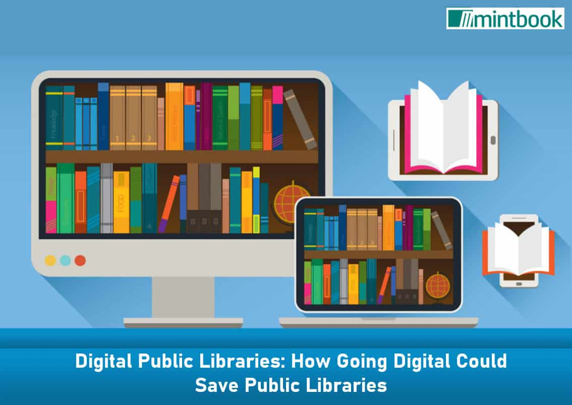 Digital Public Libraries: How Going Digital Could Save Public Libraries
