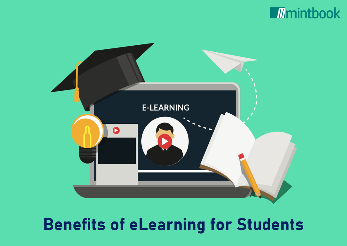 Benefits of eLearning for Students
