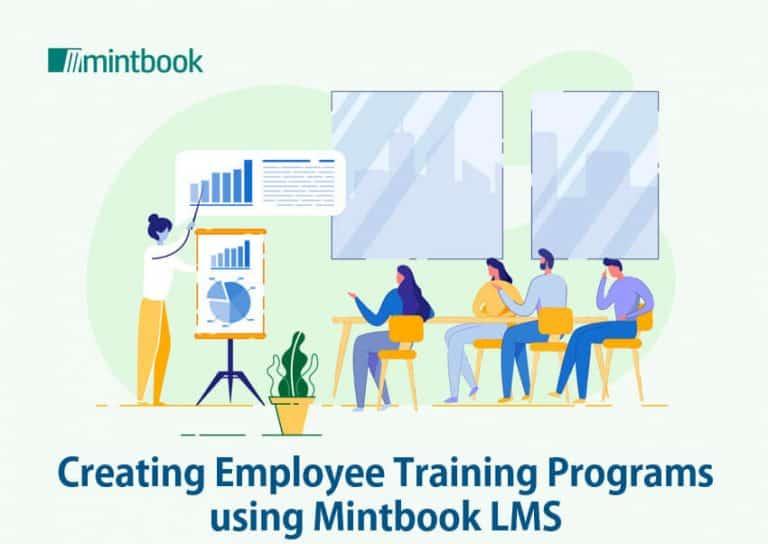 Creating Employee Training Programs using Mintbook LMS