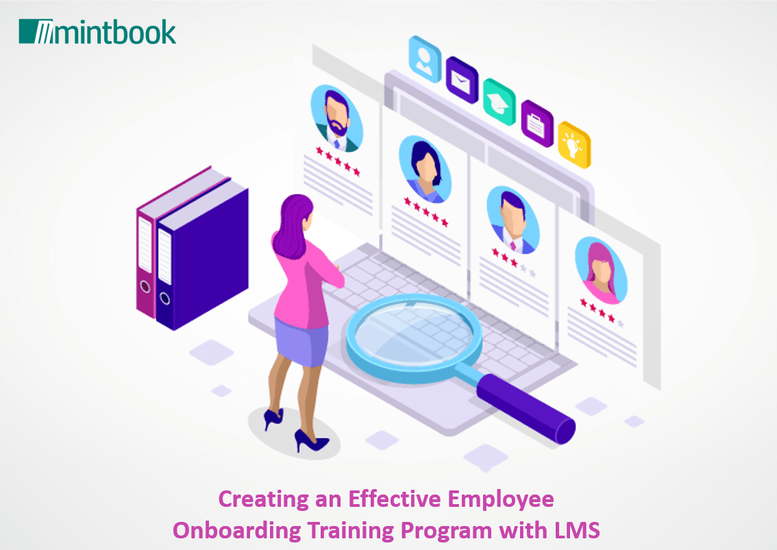 Creating an Effective Employee Onboarding Training Program with LMS