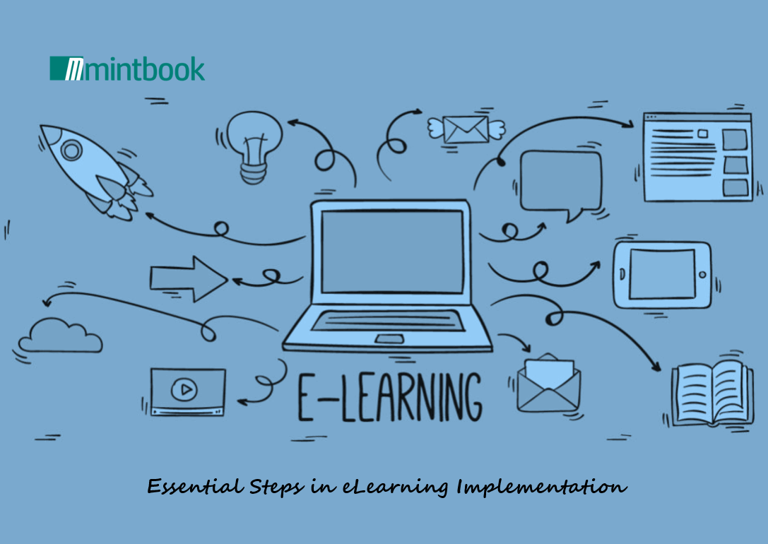 Essential Steps in eLearning Implementation