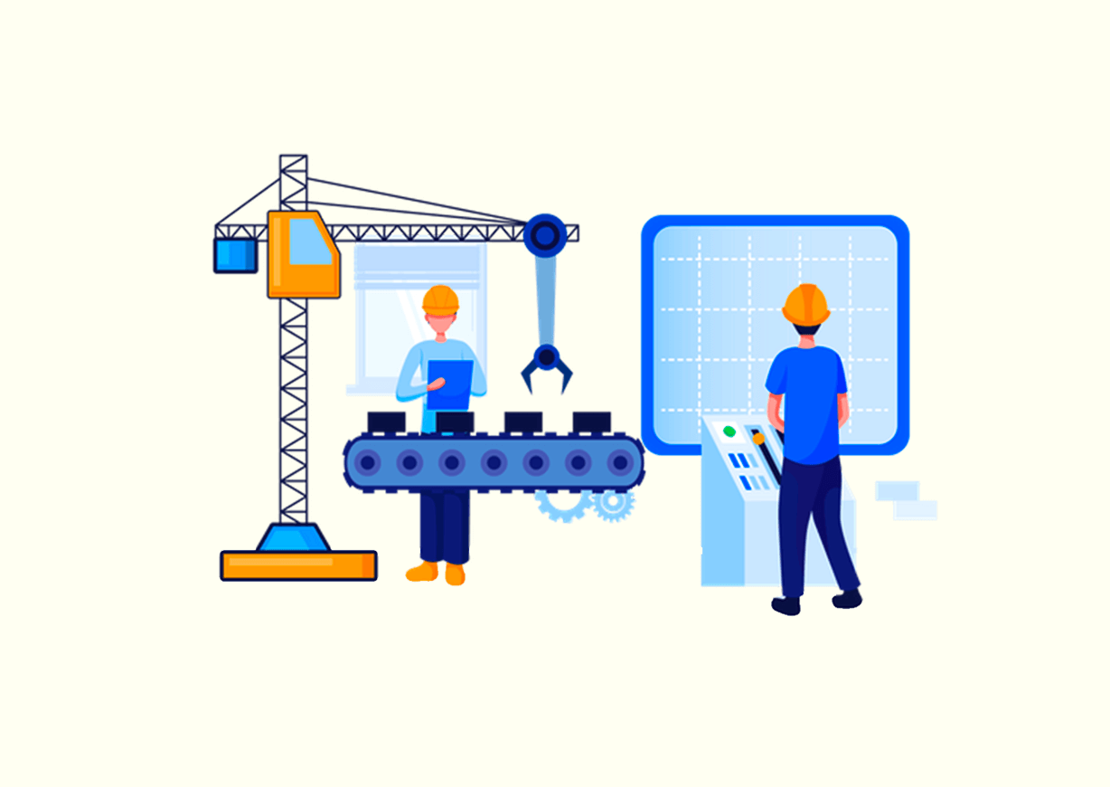 LMS for Manufacturing Industry