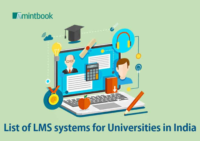 List of LMS Systems for Universities in India