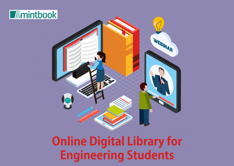 Online Digital Library for Engineering Students