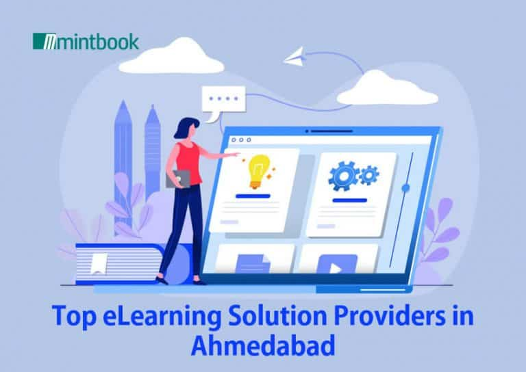 Top eLearning Solution Providers in Ahmedabad